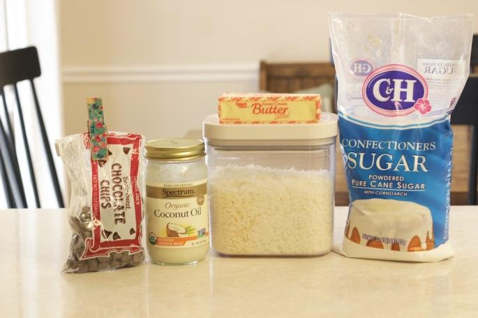 Coconut Joy Ingredients